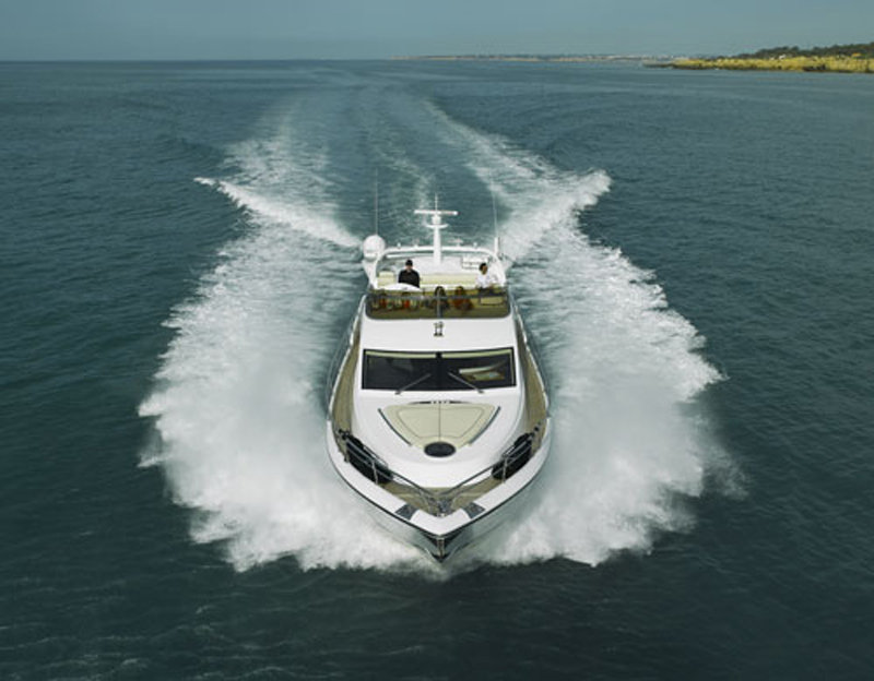 New charter specifications from Pearl Motor Yachts