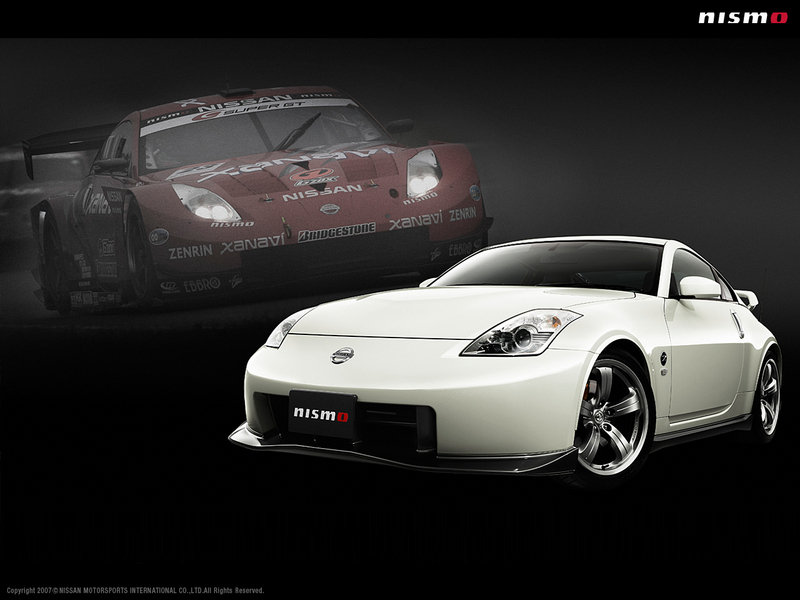 Beautiful NISMO Nissan 350Z Type 380RS