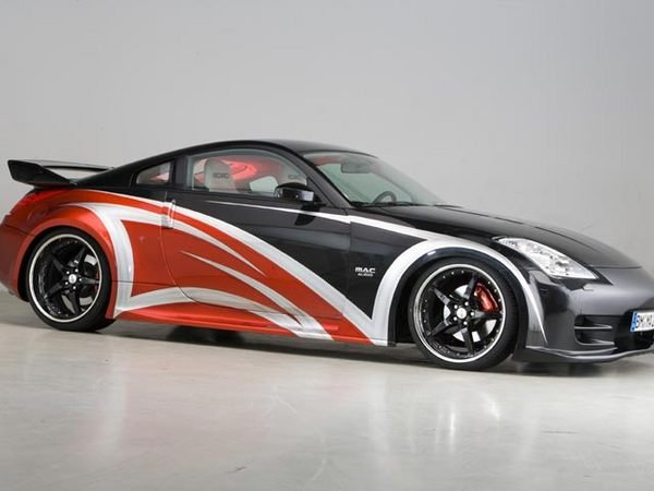 nissan 350z mac audio car news top speed. Black Bedroom Furniture Sets. Home Design Ideas