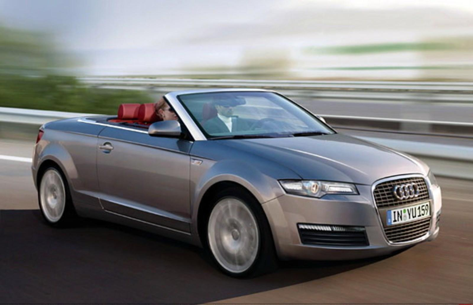 No Audi A3 Convertible For Usa News Top Speed