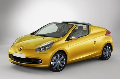 Renault Twingo C+C to be unveiled in Frankfurt