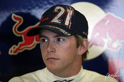 Speed could be fired from Scuderia Toro Rosso