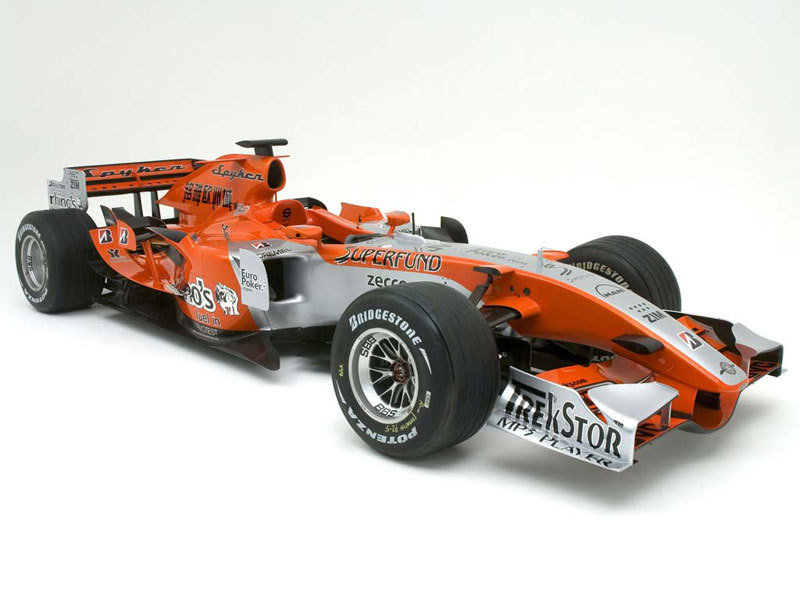 Spyker stops collaboration with Christijan Albers