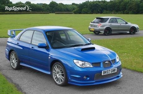 Subaru Impreza gb270 Car Image