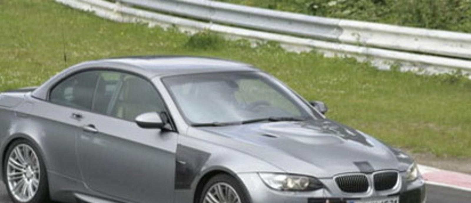 Upcoming M3 With Retractable Roof News Top Speed
