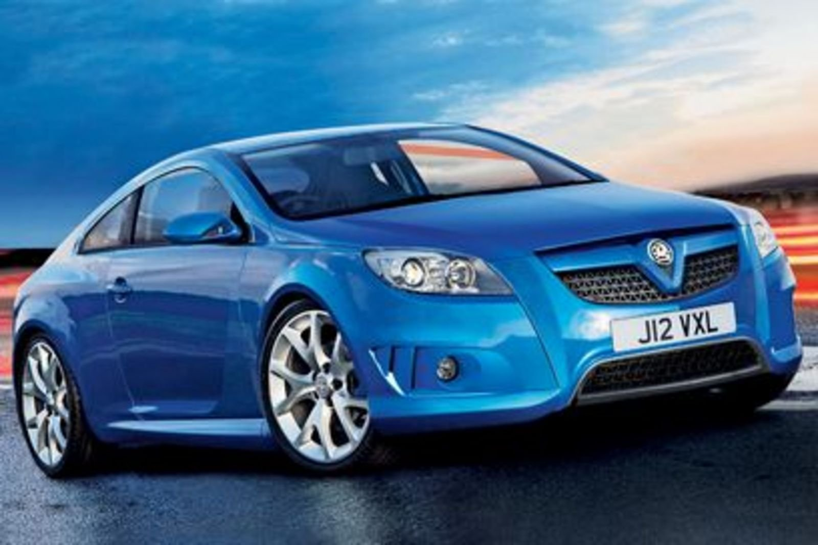 Vauxhall Calibra To Come Back In 2009 News - Top Speed