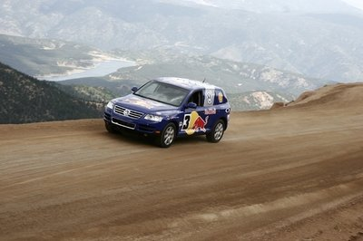 Volkswagen makes good impression at the Pikes Peak International Hill Climb