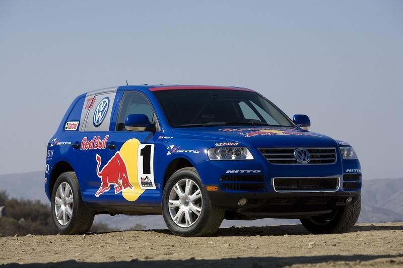 "Volkswagen Touareg V10 TDI to ""Race to the Clouds"""