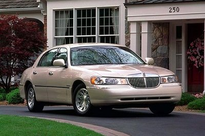 Why the Lincoln Town Car is the very best used car