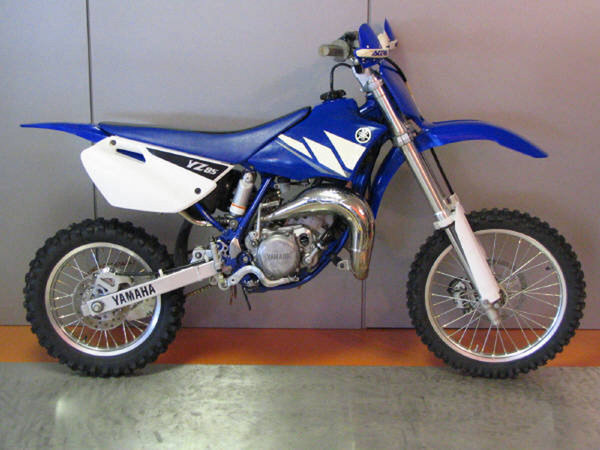 2002 2008 yamaha yz85 motorcycle review top speed for Yamaha yz85 top speed