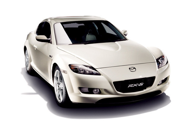 2007 mazda rx 8 rotary engine 40th anniversary car. Black Bedroom Furniture Sets. Home Design Ideas
