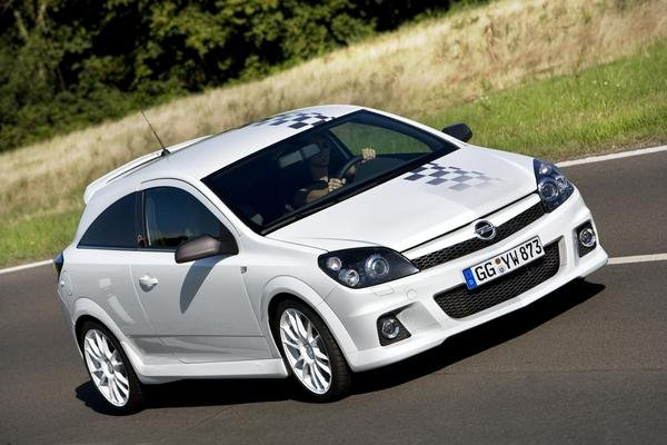 2007 opel astra opc nurburgring edition car review top speed. Black Bedroom Furniture Sets. Home Design Ideas