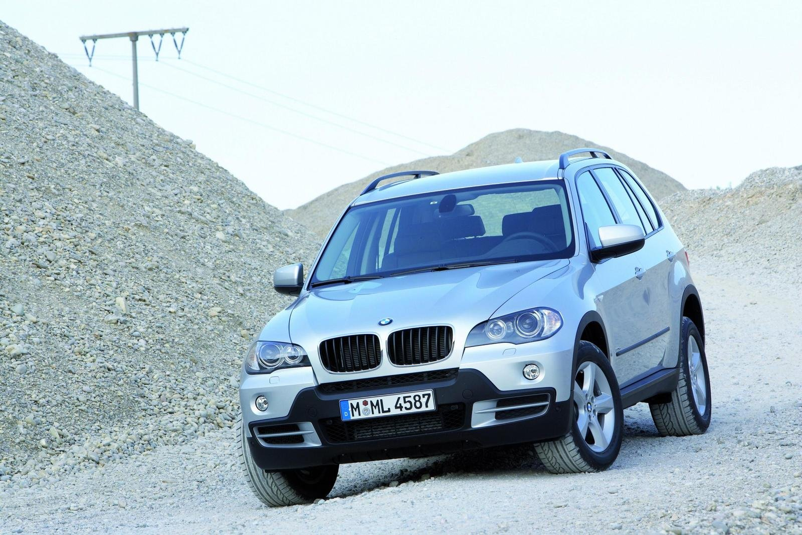2008 Bmw X5 Review Top Speed