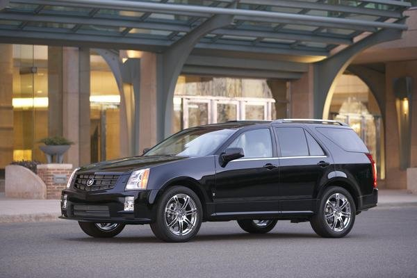 2008 Cadillac Srx Car Review Top Speed