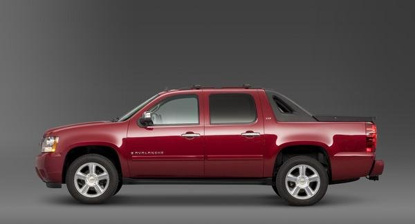 2008 chevrolet avalanche car review top speed. Black Bedroom Furniture Sets. Home Design Ideas