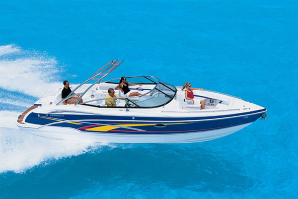 2008 Formula 310 Bowrider Boat Review Top Speed