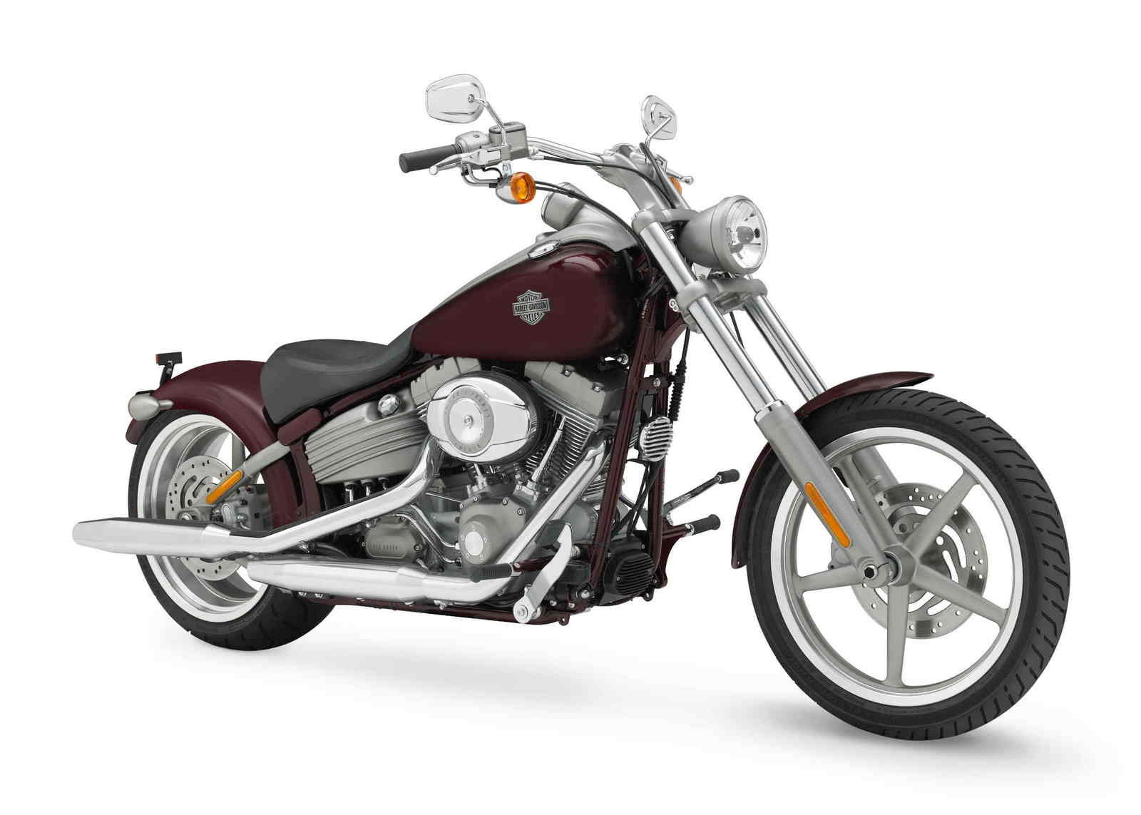 2008 Harley-Davidson FXCW Rocker Review