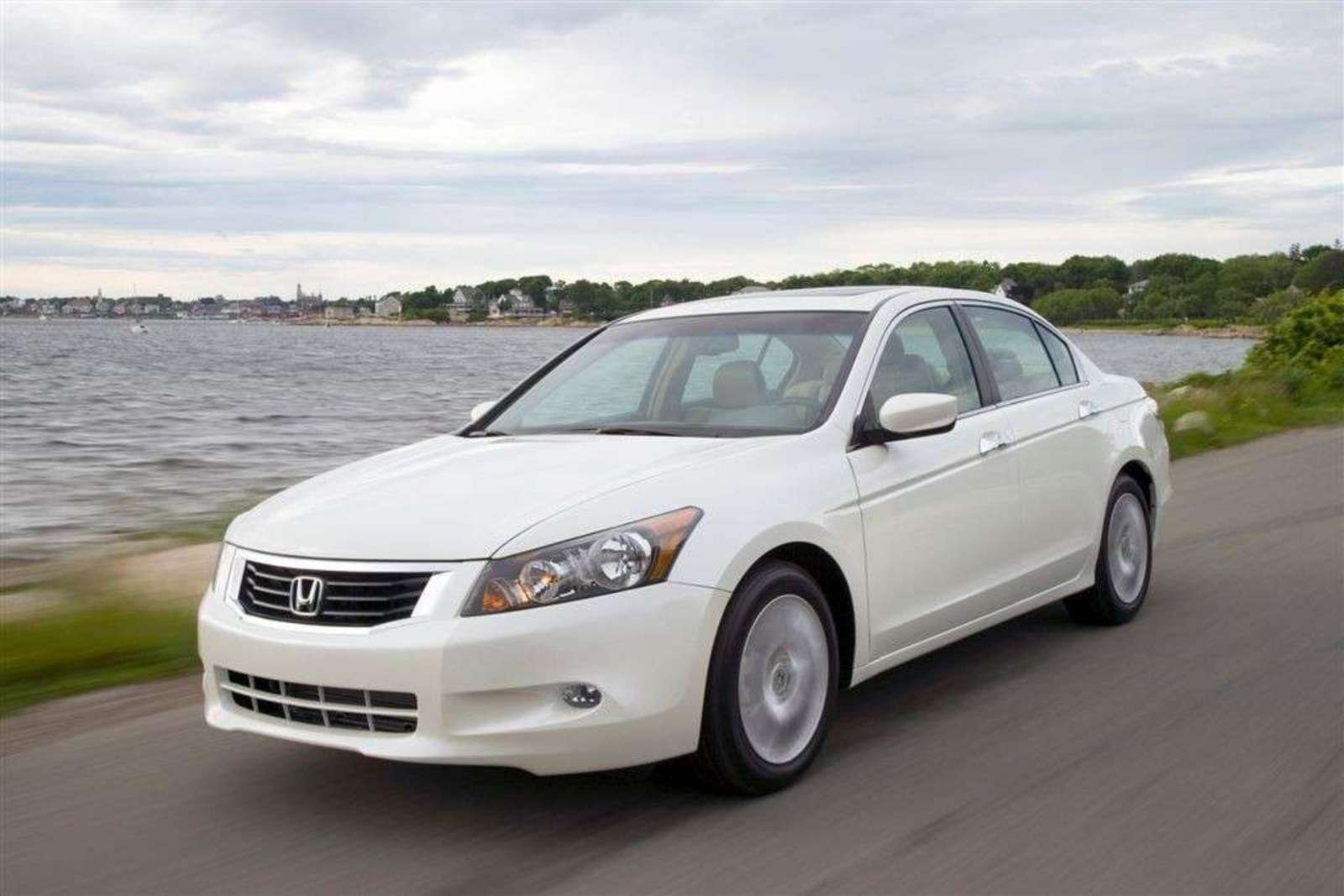 honda accord review top speed