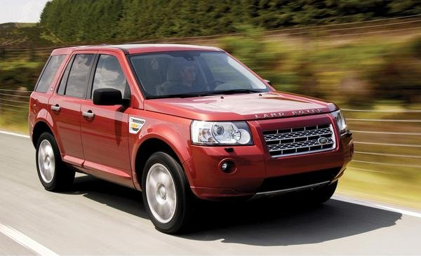 land rover lr2 hse picture