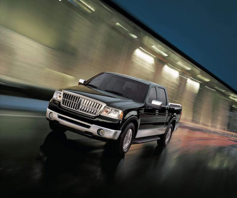 2008 Lincoln Mark Lt Top Speed