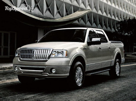 2008 lincoln truck