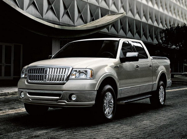 2008 Lincoln Mark Lt Review Top Speed