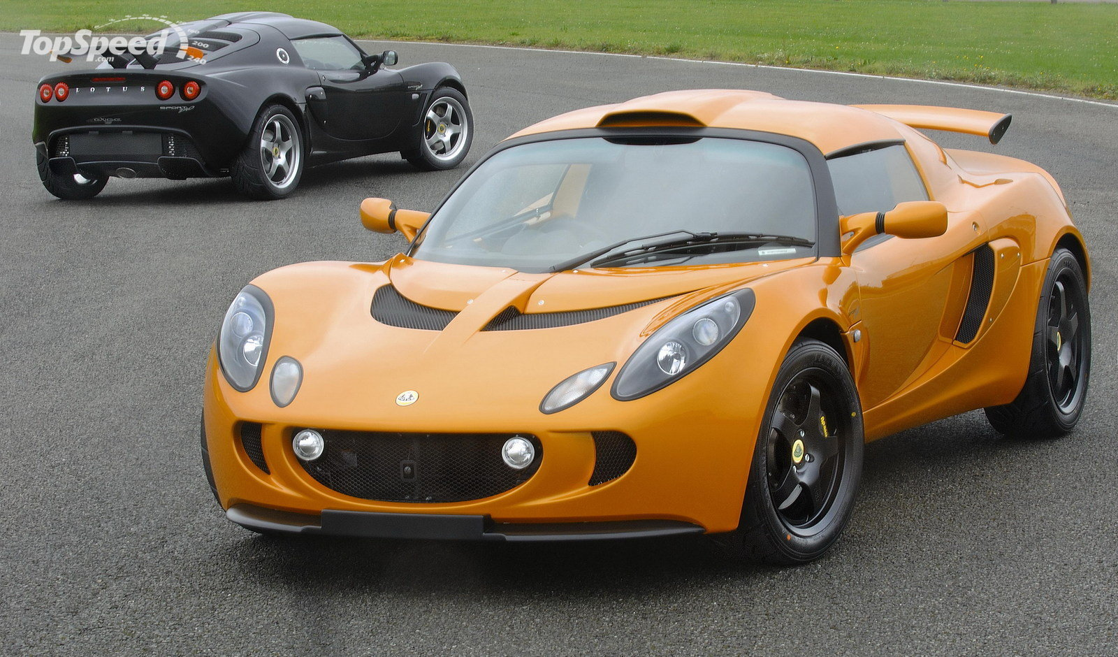 What Is The Fastest Production Car In The World >> 2008 Lotus Exige Sport 240 Review - Top Speed