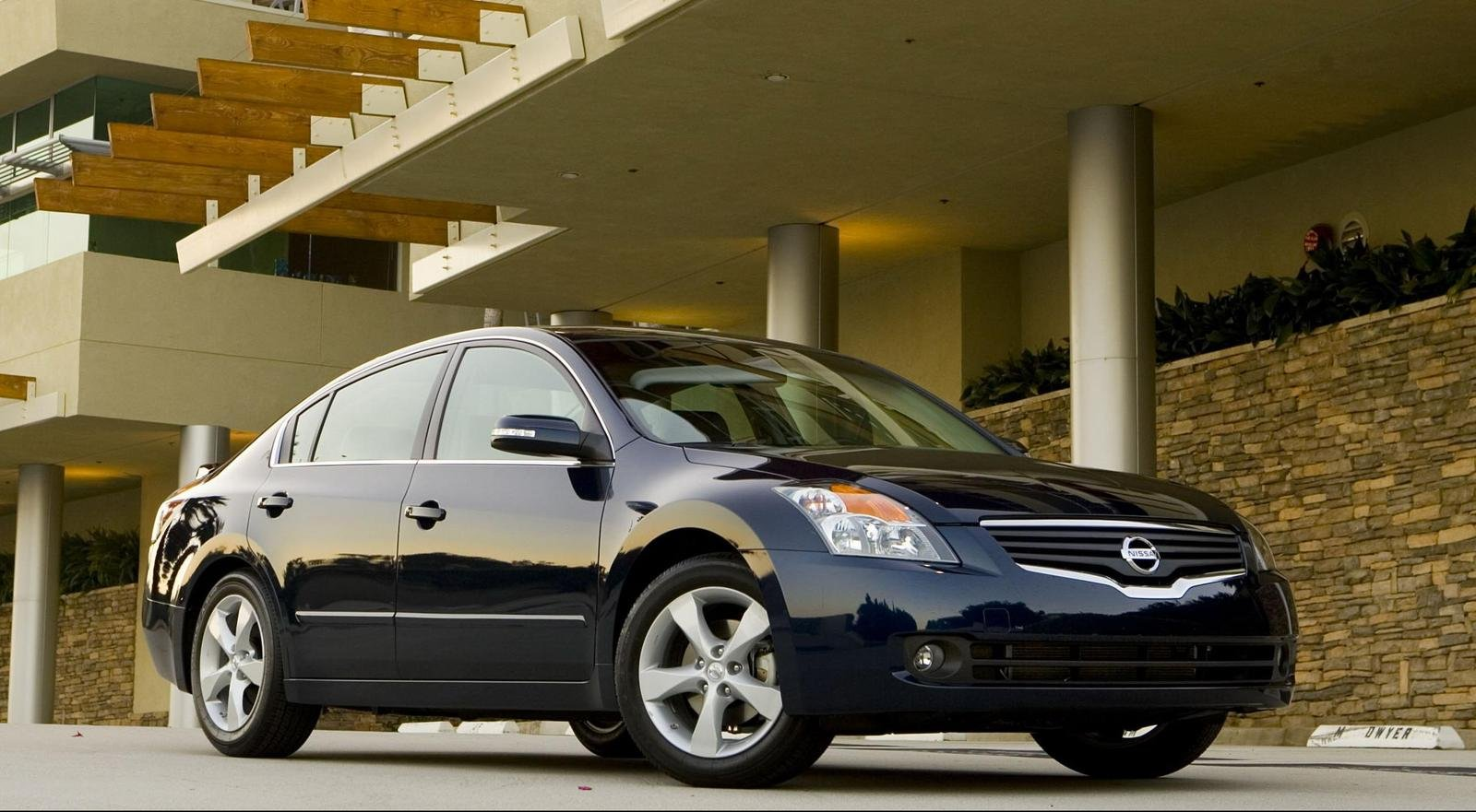 2008 nissan altima sedan pricing announced news top speed. Black Bedroom Furniture Sets. Home Design Ideas