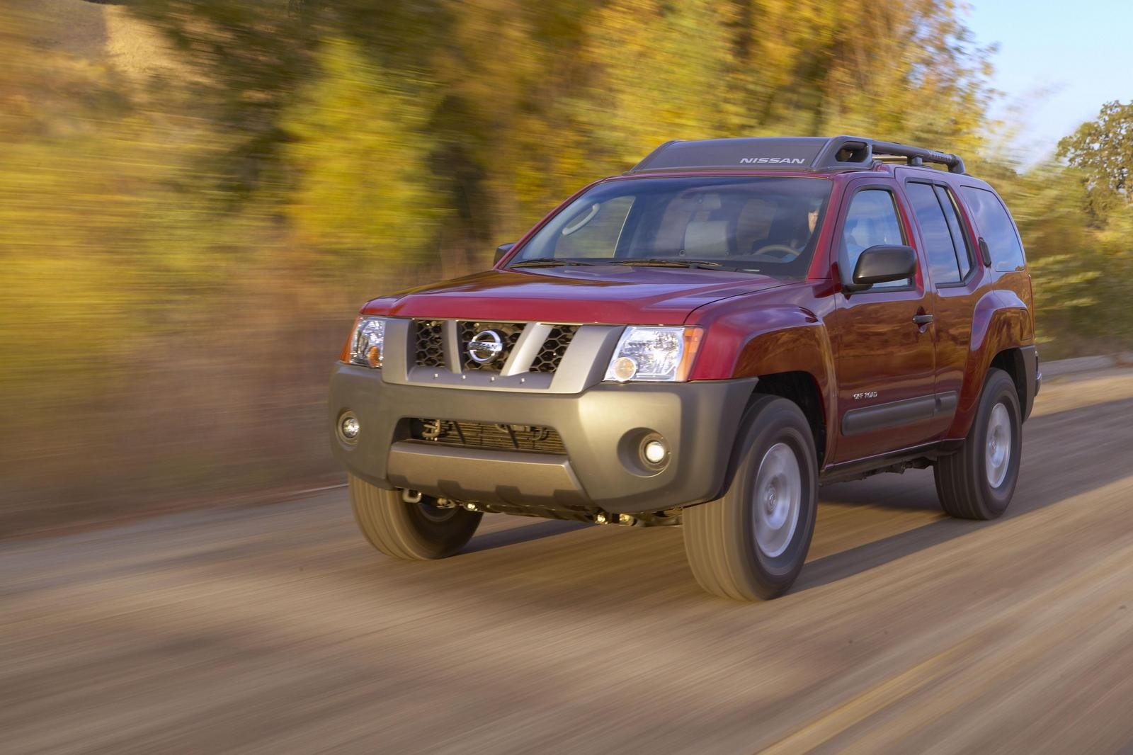 2008 nissan frontier and xterra pricing announced news. Black Bedroom Furniture Sets. Home Design Ideas