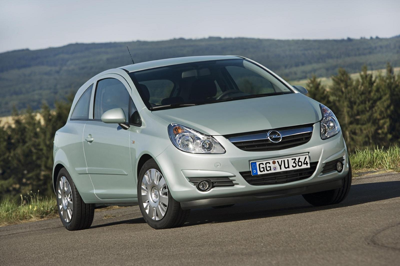 2008 Opel Corsa Hybrid Review Top Speed