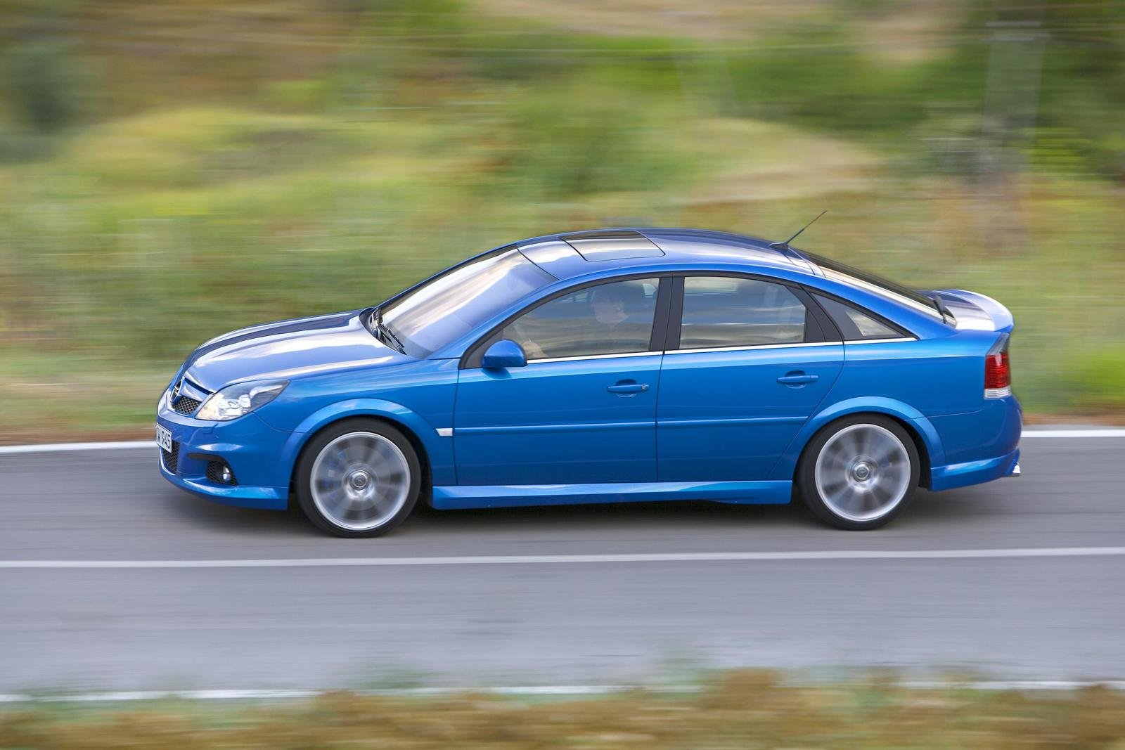 2008 Opel Vectra Opc Picture 190625 Car Review Top Speed