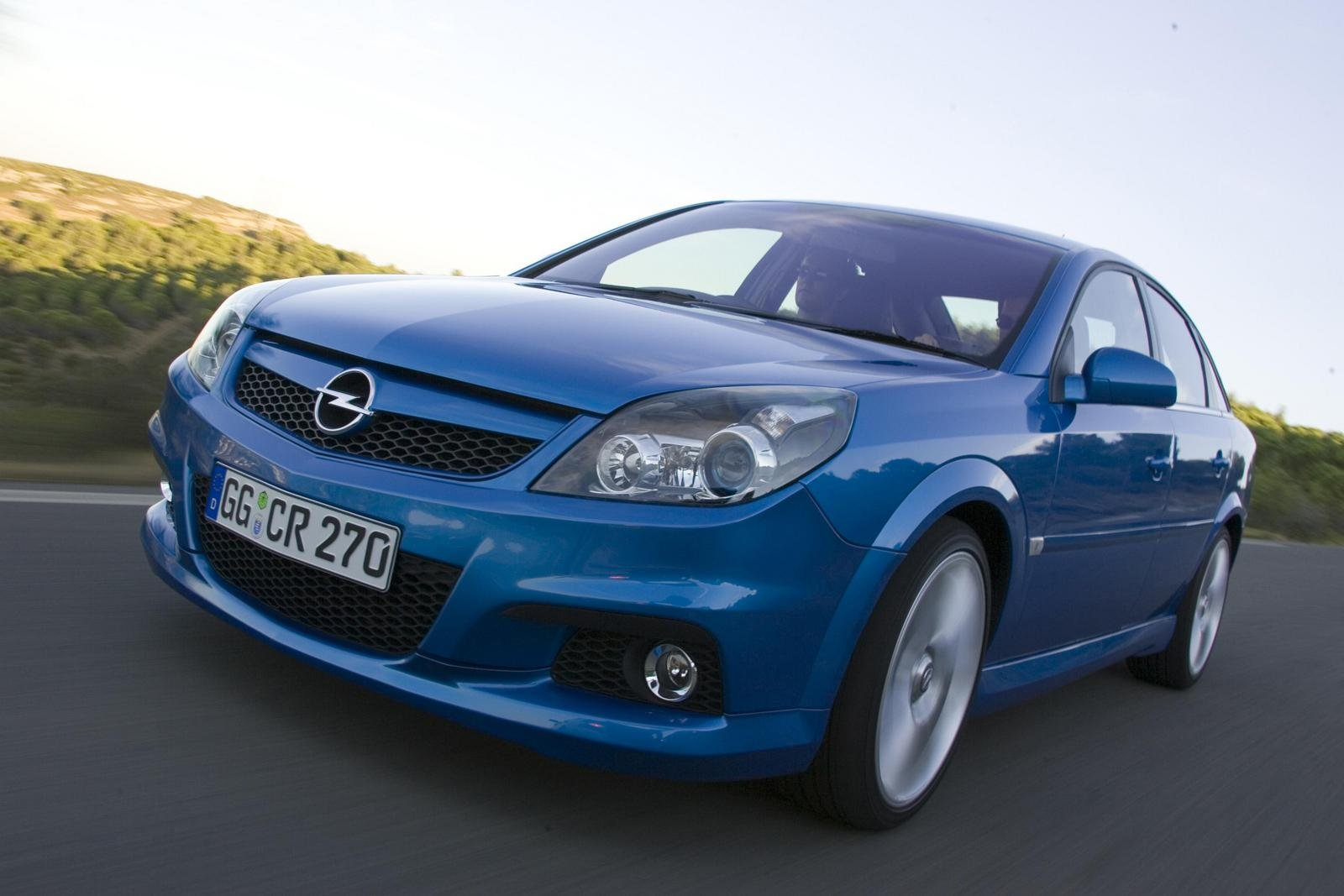 2008 Opel Vectra Opc Picture 190628 Car Review Top Speed