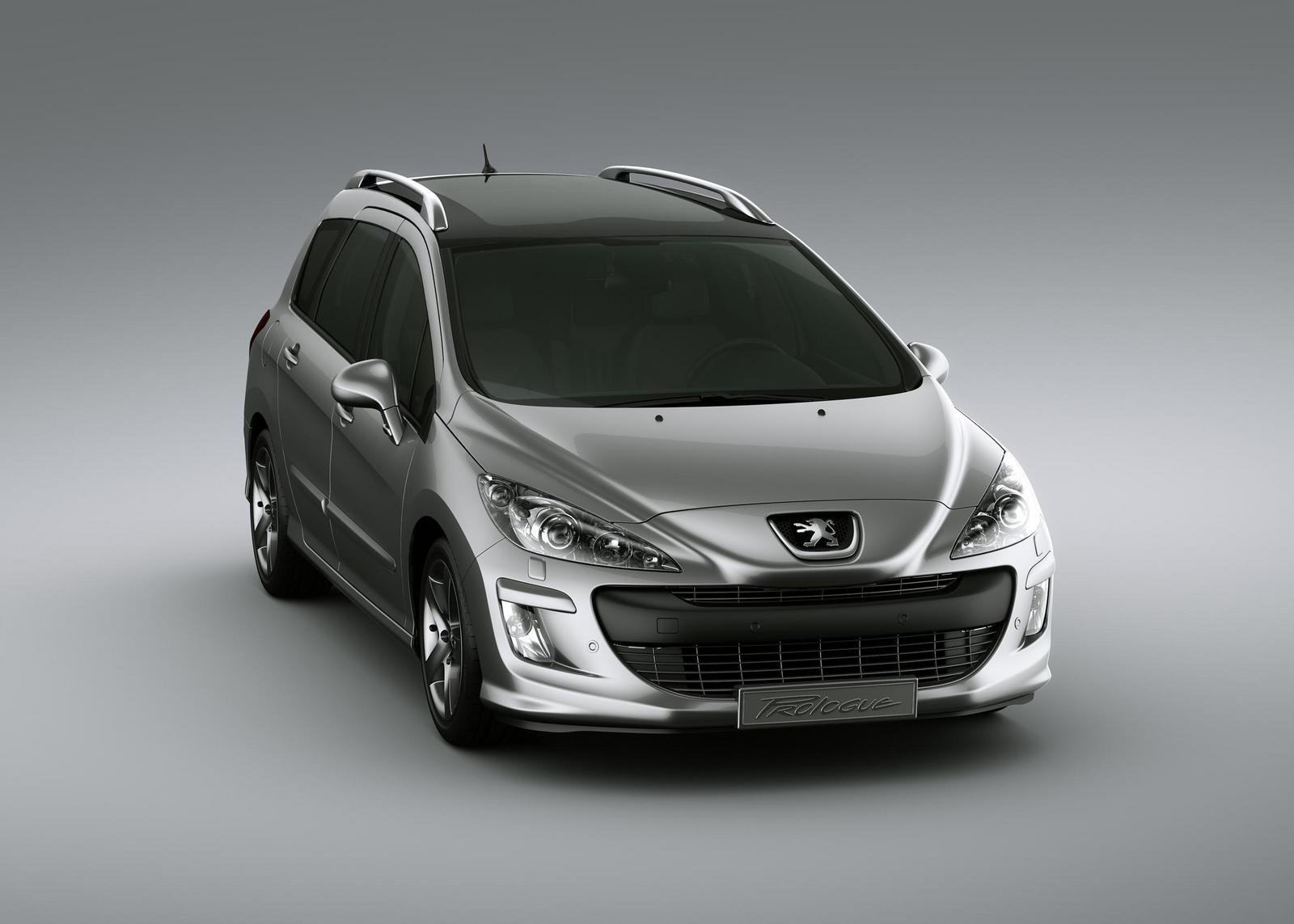 2008 peugeot 308 sw prologue review top speed. Black Bedroom Furniture Sets. Home Design Ideas