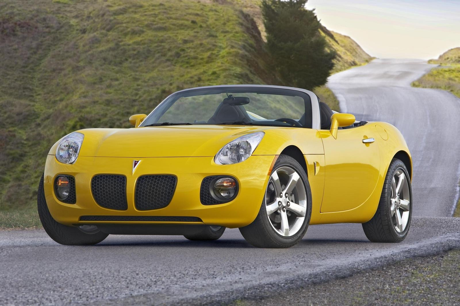 2008 Pontiac Solstice Review Top Speed