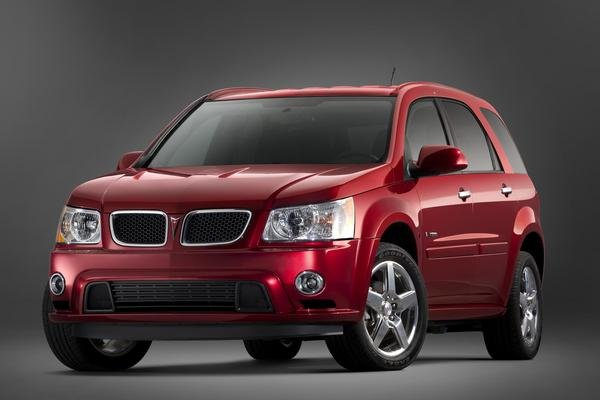 2008 Pontiac Torrent Gxp Car Review Top Speed