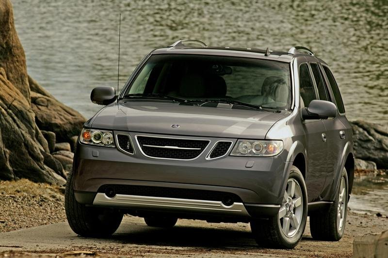 Saab announced today the Aero performance version of the Saab 9-7X today.