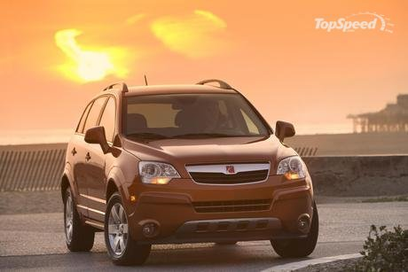 Saturn Vue Safety
