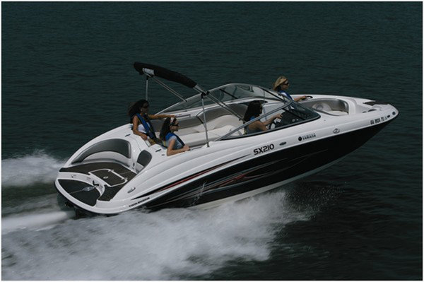 2008 Yamaha Sx210 Review Top Speed