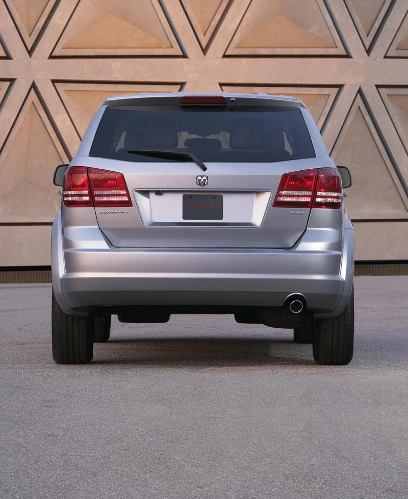 2009 Dodge Journey Preview
