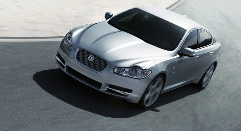 2009 Jaguar XF - first images