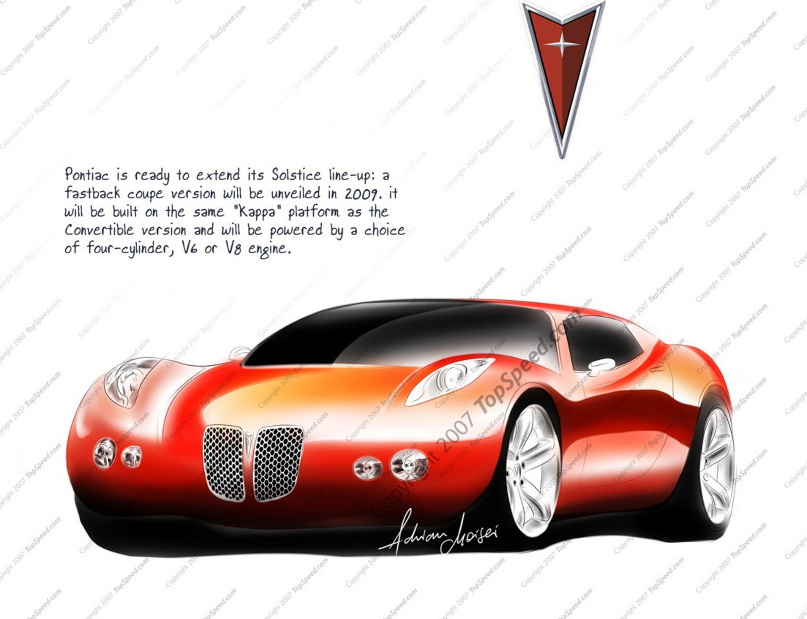 2009 Pontiac Solstice Coupe Preview News Top Speed