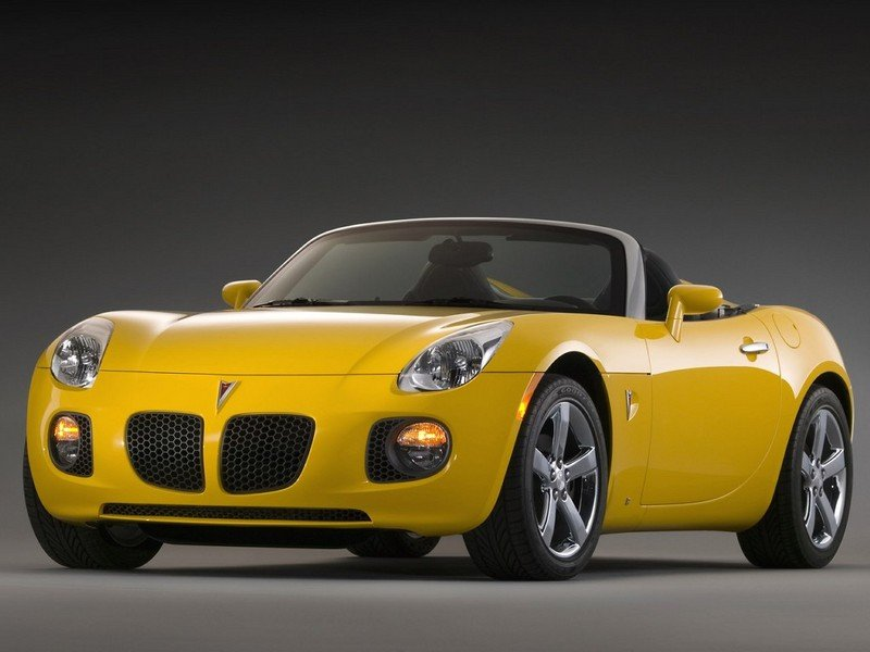 2009 Pontiac Solstice Coupe Preview