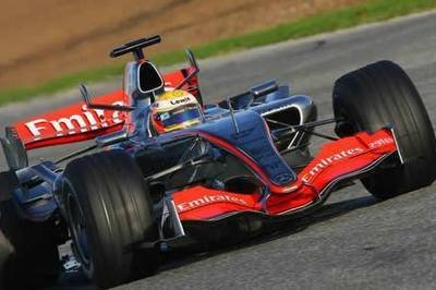Alonso the fastest in second testing session at Monza