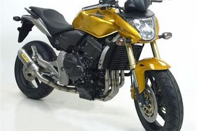 Arrow exhaust for 2007 Honda Hornet 600