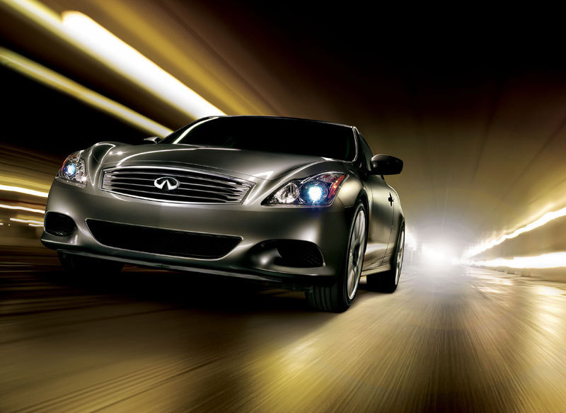 AWD for the Infiniti G37