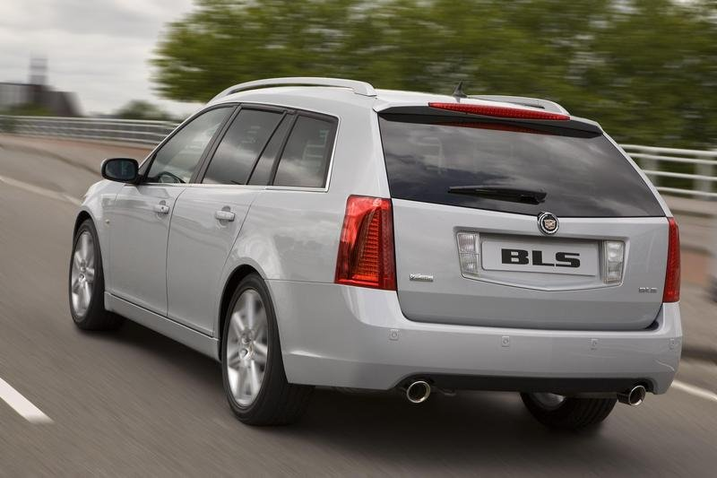 Cadillac BLS Wagon and V8 Corvette to be unveiled in Frankfurt