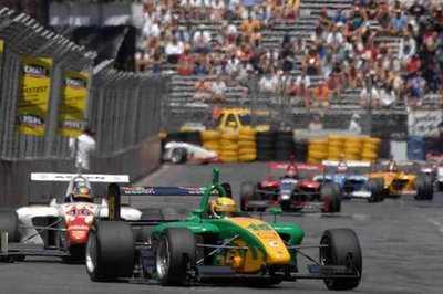 Champ Car officials cancel the The Grand Prix of Arizona