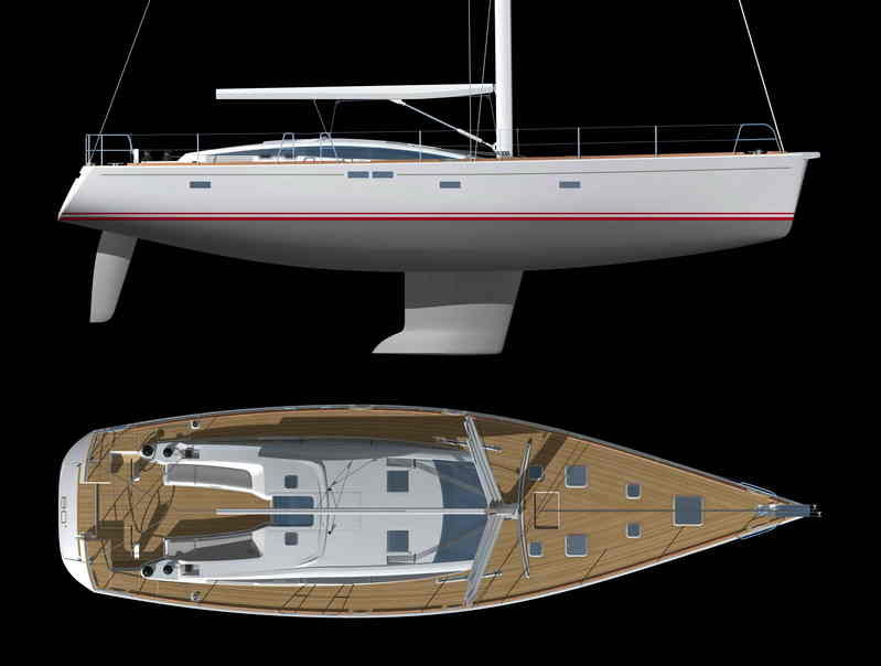 CNB launches Bordeaux 60' at Cannes Boat Show