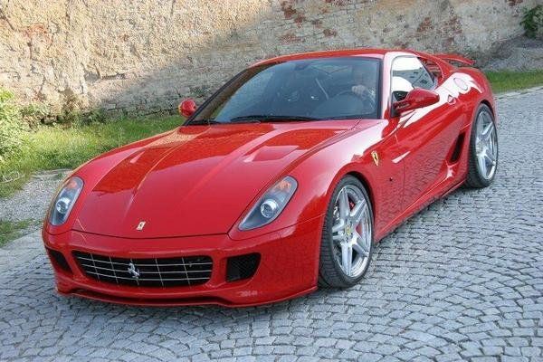 ferrari 599 by novitec rosso car review top speed. Black Bedroom Furniture Sets. Home Design Ideas