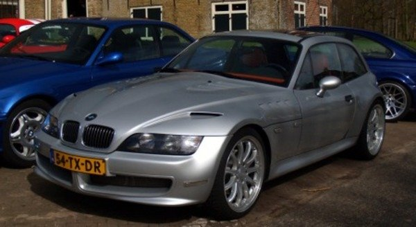 Hartge Z3 Coupe 5 0 V8 Quot The One Quot For Sale News Top Speed